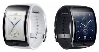 Hands-On With The Samsung Gear S Smartwatc (មានវីឌីអូ)