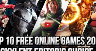 Top 10 Free Online Games 2014 (Skylent Editor's Choice)